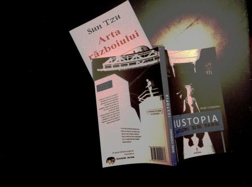 Review Alexandru Boghean: Scopul Iustopiei este să-ţi arunce în cap, de la balcon, o pungă de apă cu gheaţă